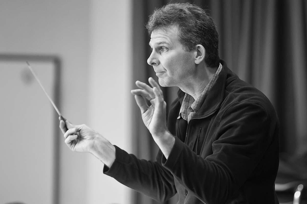 Dirigentenportrait